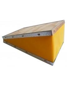 Fuelle en vinilo para ahumador para apicoltura diametro 8 y 10 cm