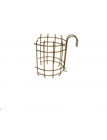 Rejilla de proteccion para ahumador de apicultura diámetro 8 cm