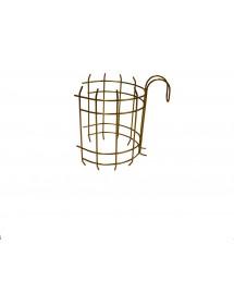 Rejilla de proteccion para ahumador de apicultura diámetro 10 cm