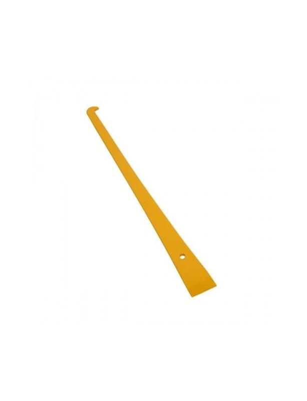 """Hive tool for beekeeping, model """"long"""" 31 cm, painted steel"""