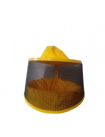 Removaible round hat for beekeeper (without jacket)