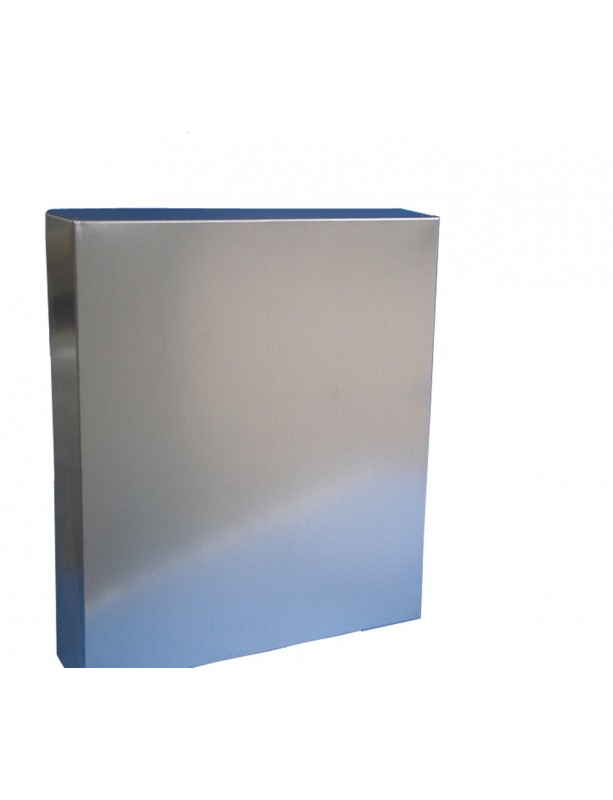 TETTO a scatola elettrosaldato in lamiera preverniciata zincata per arnie D.B. da 10 favi .