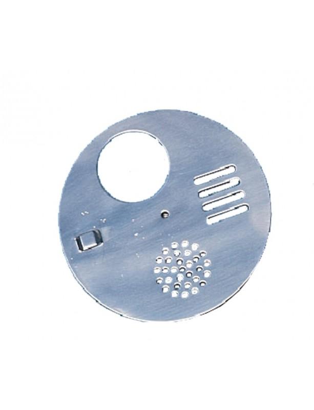 DISCO in acciaio inox 4 posizioni