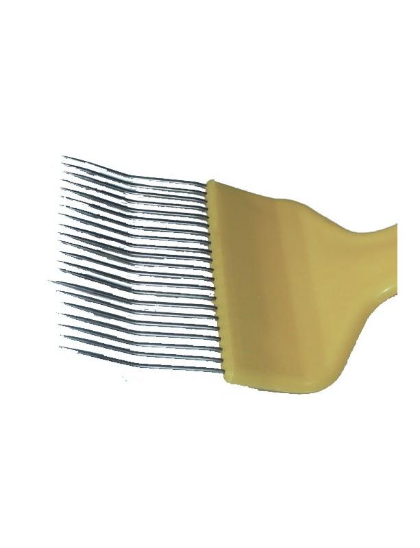 FORCHETTA per disopercolare con punte in acciaio inox