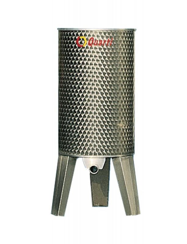 MATURATORE INOX da kg. 400