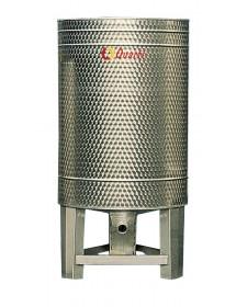MATURATORE INOX da kg. 1100