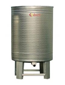 MATURATORE INOX professionale - capienza kg 2500