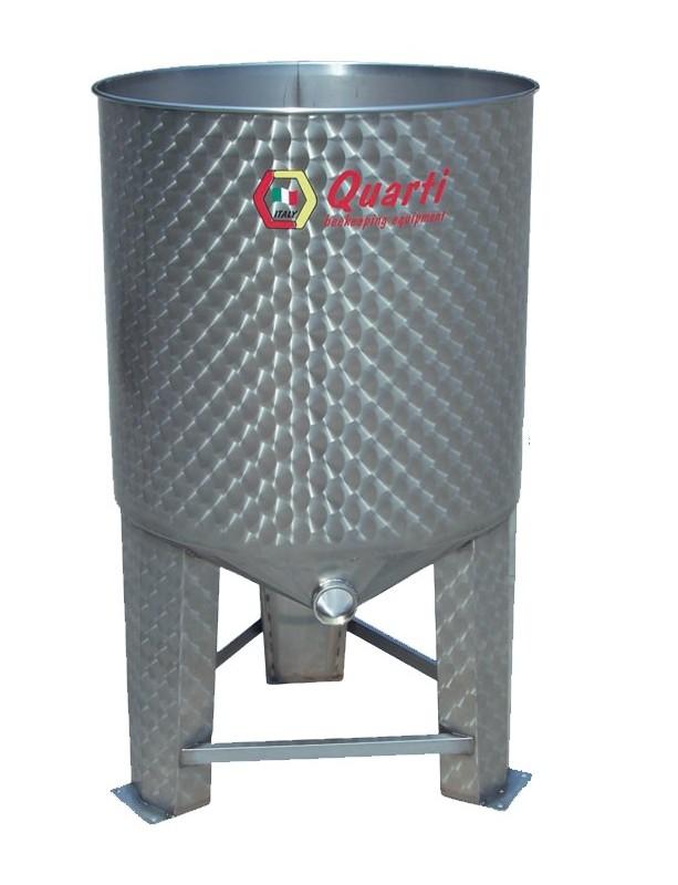 MATURATORE INOX da kg 1200