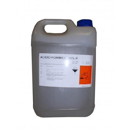 ACIDO FORMICO 85% - 5 Kg