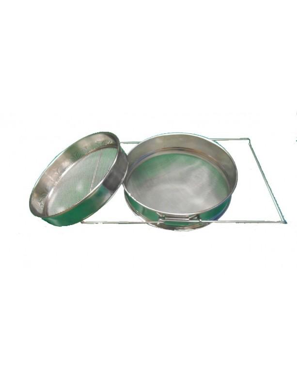 FILTRO per miele in acciaio inox cm 27,5x6,5