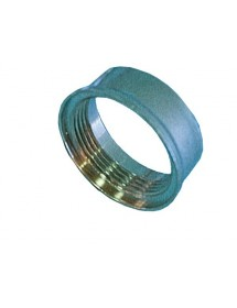 GHIERA CROMATA diametro 50 mm da saldare