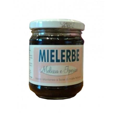MIELERBE melissa e iperico - tisana a base di miele