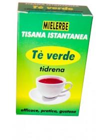 MIELERBE tè verde - tisana a base di miele ed estratti di erbe