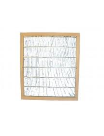 ESCLUDI-REGINA a cornice 43x50 cm