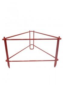 SUPPORTO metallico PER MATURATORI da 400 kg verniciato rosso
