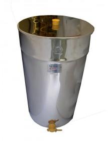 MATURATORE INOX per MIELE - kg 200