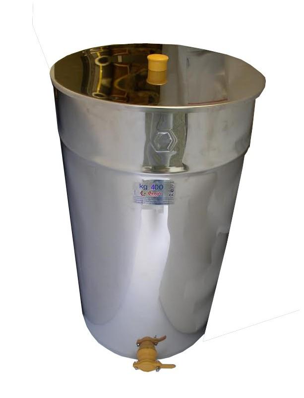 MATURATORE INOX per MIELE- kg 400