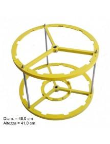 CESTELLO nylon per smelatore radiale da 9 favi