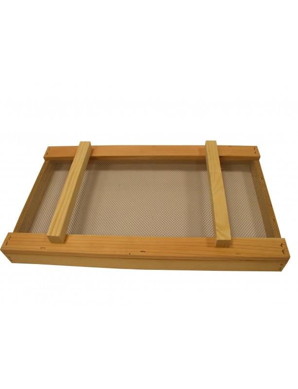 COPERCHIO in legno per trasporto arnia da 6 favi