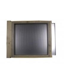 Fond de ruche ventilation totale pour ruche BOX D.B. 10 cadres