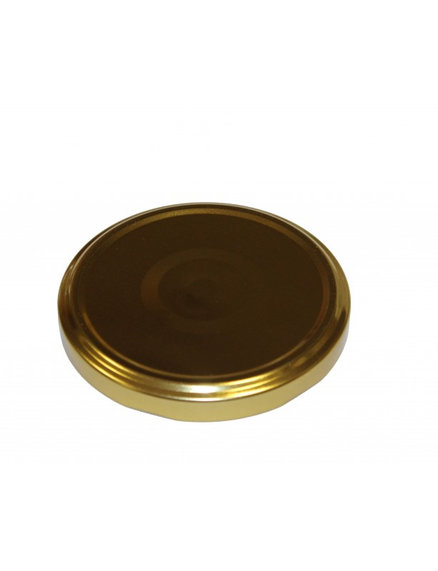 CAPSULA per vasetto miele T70 (oro)