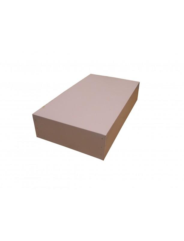 TETTO a scatola elettrosaldato per arnie da 6 polistirolo