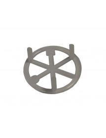 PRESSELLO FERMAPRODOTTO in PLASTICA diametro 53 mm - VASO VETRO BOCCA T63