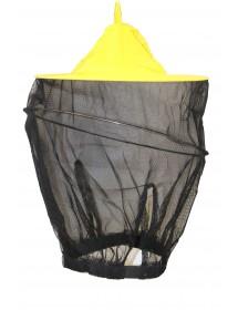 CARETA para apicoltura redonda velo de tul