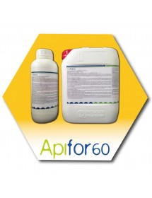 Apifor60 - FARMACO A BASE DI ACIDO FORMICO CONTRO LA VARROA - 1 L