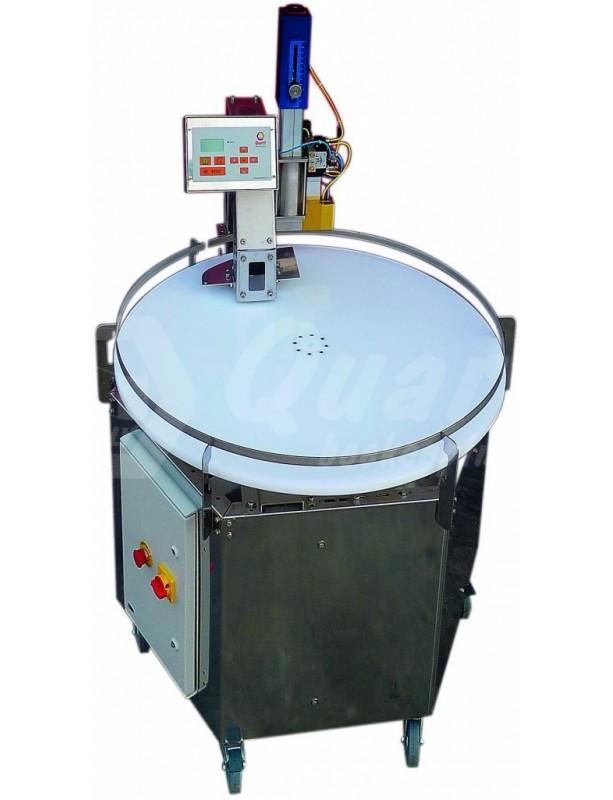Tavolo rotante per dosatrice 900 apistore attrezzature - Meccanismo rotante per tavolo ...