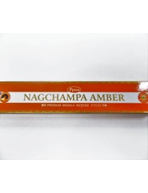 Incenso Nag Champa Amber