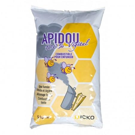 APIDOU Combustible pour apicolture 5 Kg