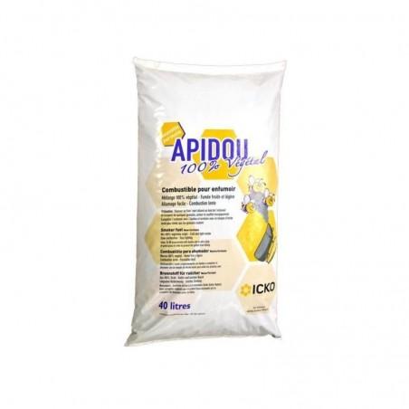 APIDOU Combustible pour apicolture 25 Kg