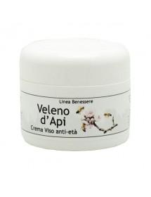 Crema viso antietà al VELENO d'API