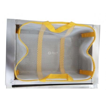 PREFILTRO in nylon per vasca di decantazione e filtraggio miele