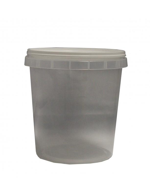 Vaso in plastica da 1 kg