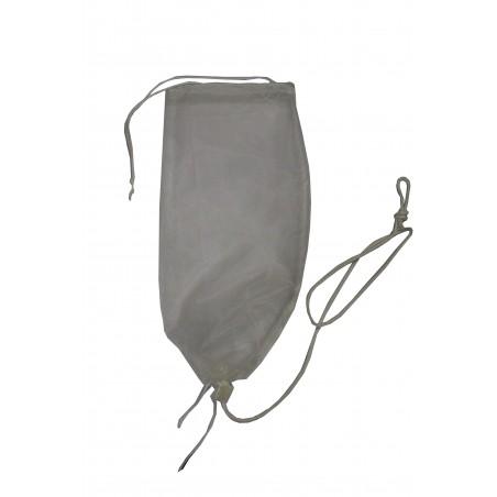 SACCO in nylon piccolo di ricambio per filtro a tramoggia