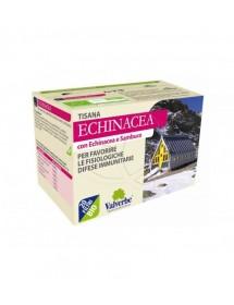 TISANA ECHINACEA con Echinacea e Sambuco BIO Valverbe