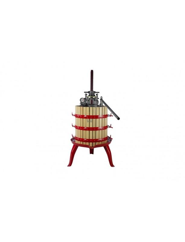 TORCHIETTO PER OPERCOLI a olio idraulico con pompa ad azionamento manuale Ø  cm 45