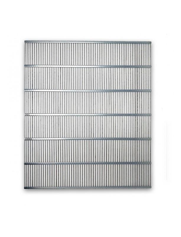 ESCLUDI REGINA a griglia in acciaio 43x50 cm - ARNIA D.B. 10 favi