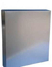 TETTO a scatola in lamiera elettrosaldata per arnie D.B. da 8 favi