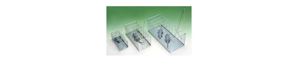 TRAPPOLE per ANIMALI